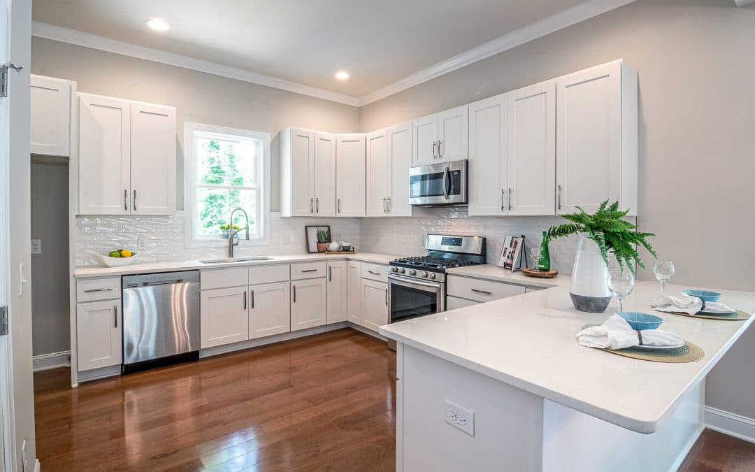 Ready for a new kitchen? How to remodel your old kitchen