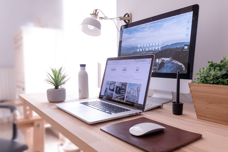 How to set up the ideal functioning home office